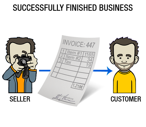 Create A Tax Invoice Pdf Cloud Invoicing Software Hp Thermal Receipt Printer Pdf with Invoices To Go App Running Your Business Is Not An Easy Task So Dont Lose Time Looking For  Papers Do It Quickly Safely And With Style Invoice Asap Excel